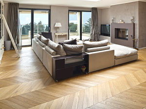 parquet rovere spina ungherese