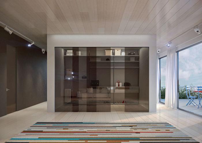 impresa edile milano porte in vetro