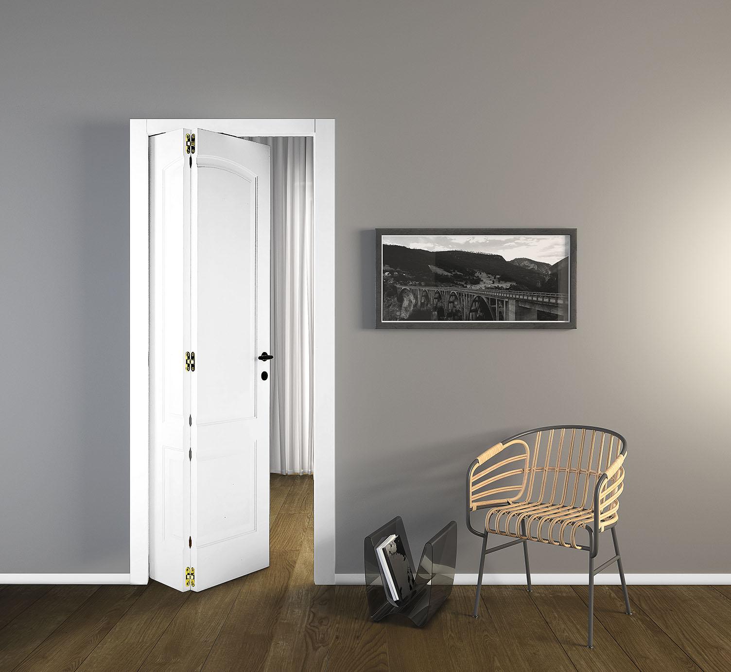 Porte in legno pantografate incise collezione Percorsi ...
