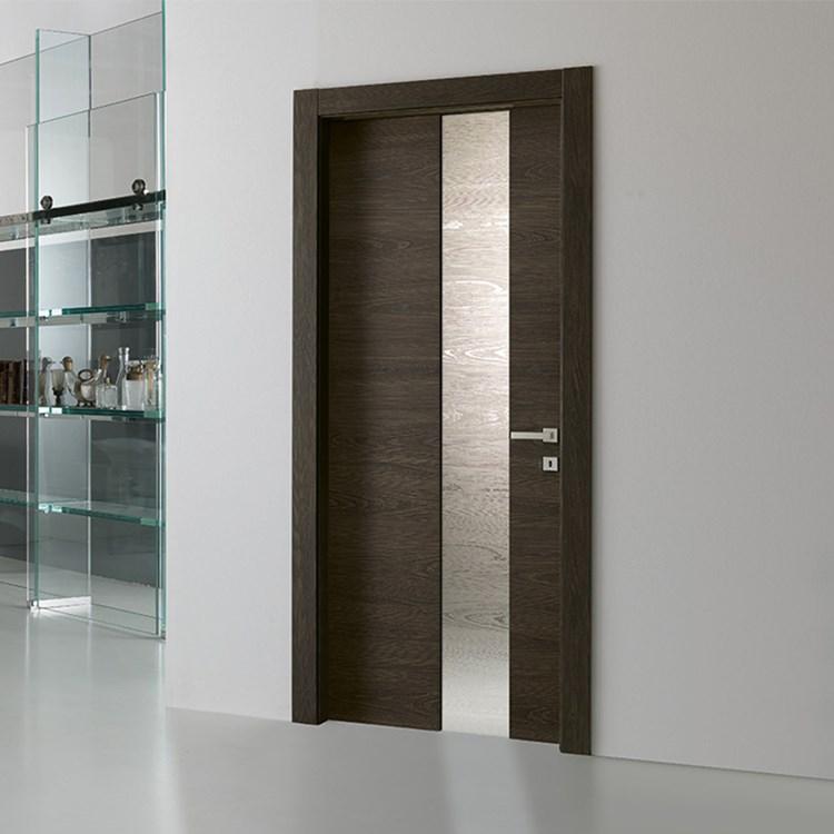 porta vetrata battente materik