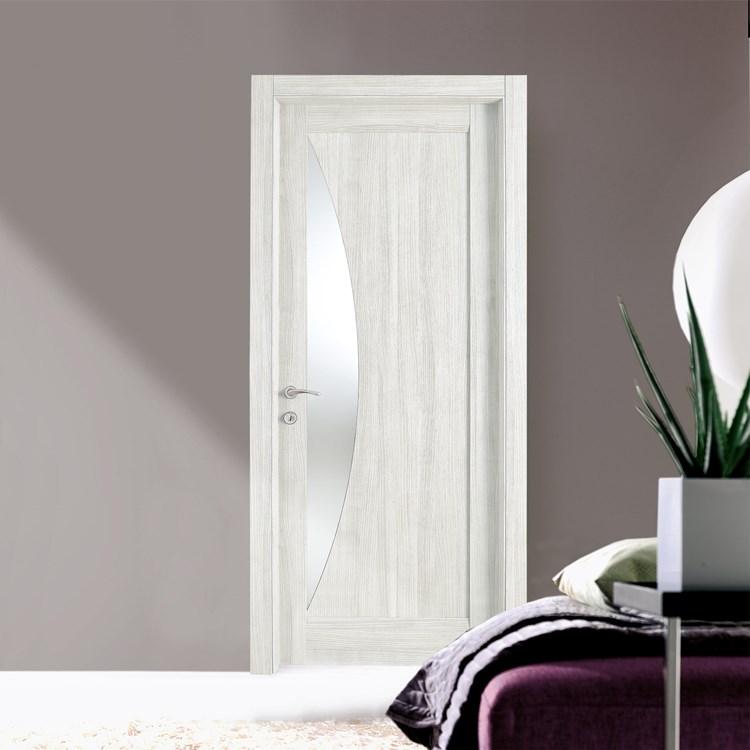 porta legno vetro 134 gesso